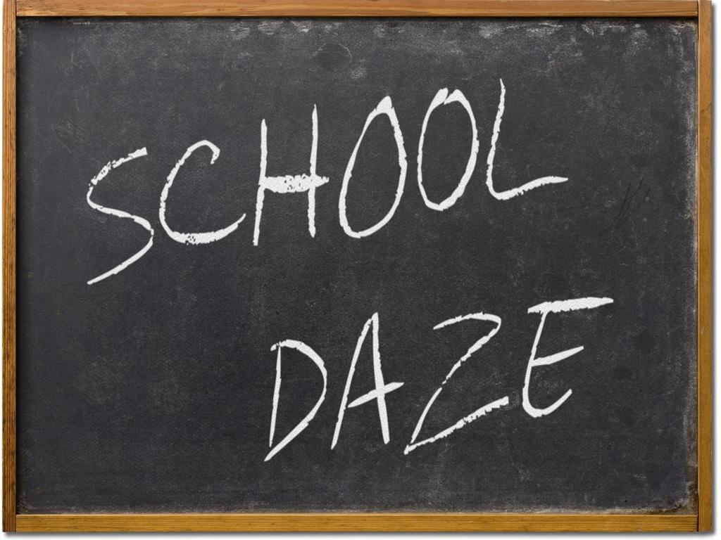 School Daze's video poster