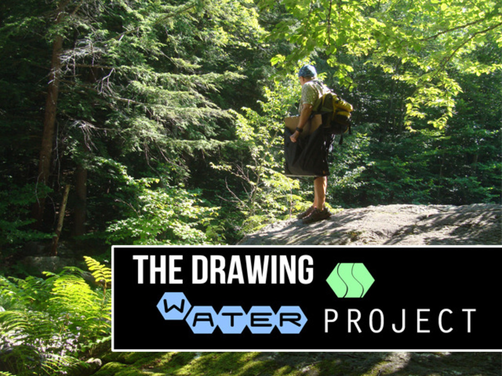 THE DRAWING WATER PROJECT's video poster