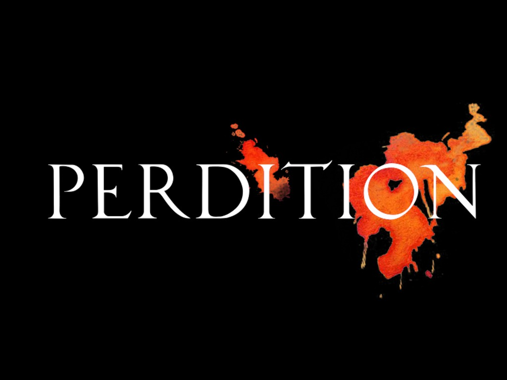 Perdition's video poster