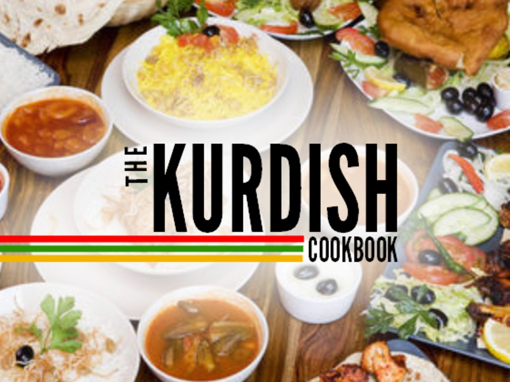 The Kurdish Cookbook: Recipes from Northern Iraq in English's video poster