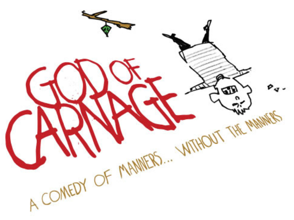 "BTAT's ""God of Carnage""'s video poster"