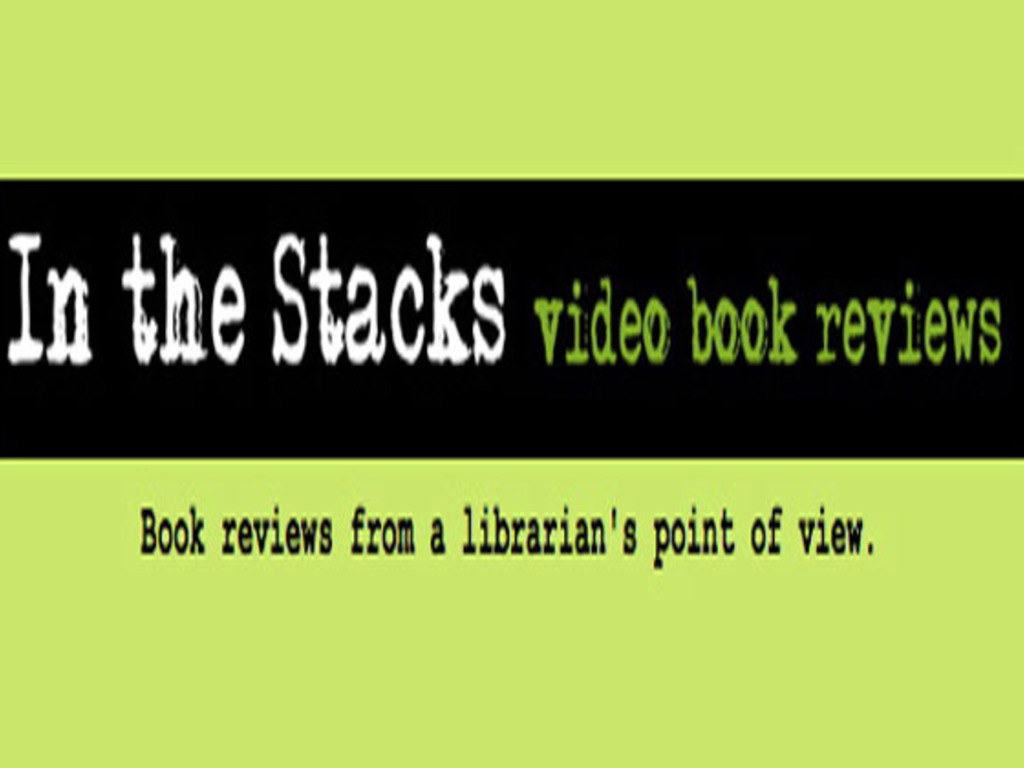 In the Stacks video book review's video poster