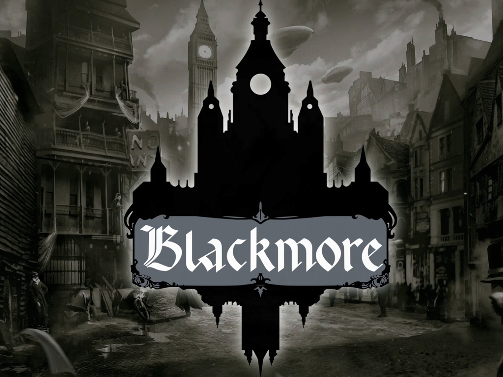 Blackmore: A Steampunk Adventure Game's video poster