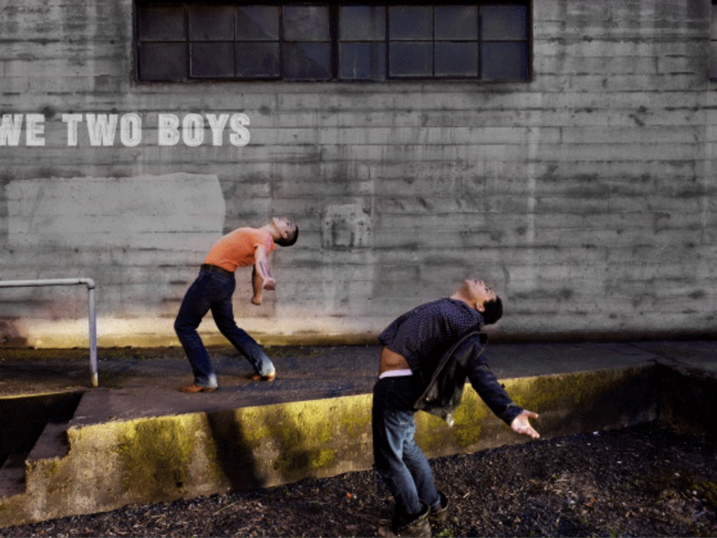We Two Boys's video poster