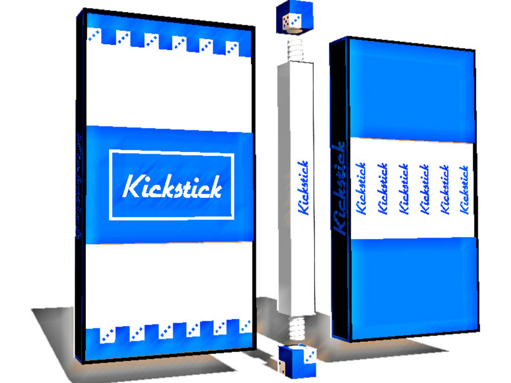KICKSTICK- Innovative Mini Liquor Bottle (Canceled)'s video poster