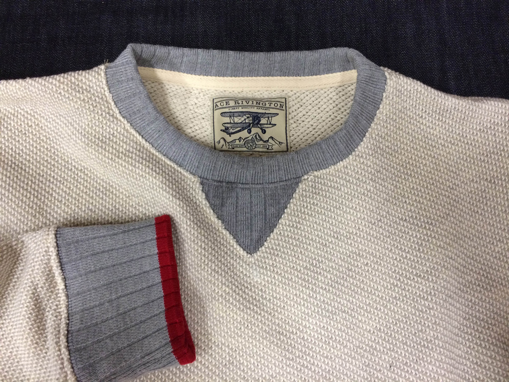 "Ace Rivington: Homespun Sweatshirt or ""Jumper""'s video poster"
