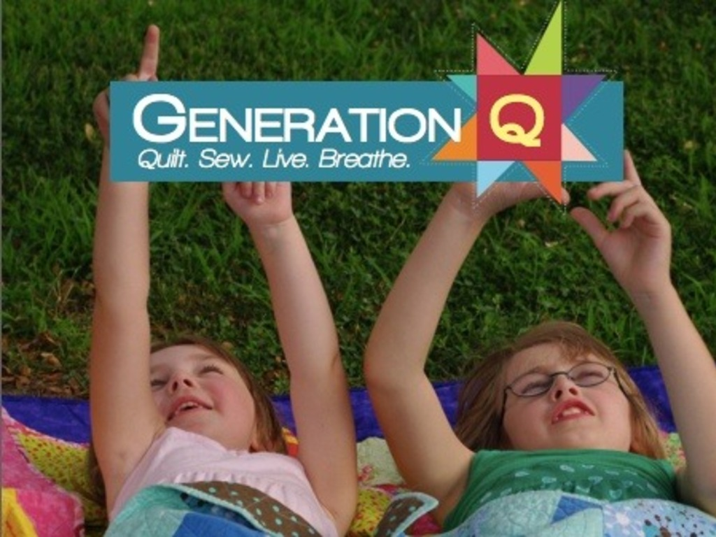 Generation Q Magazine is going to print!! (and digital...)'s video poster