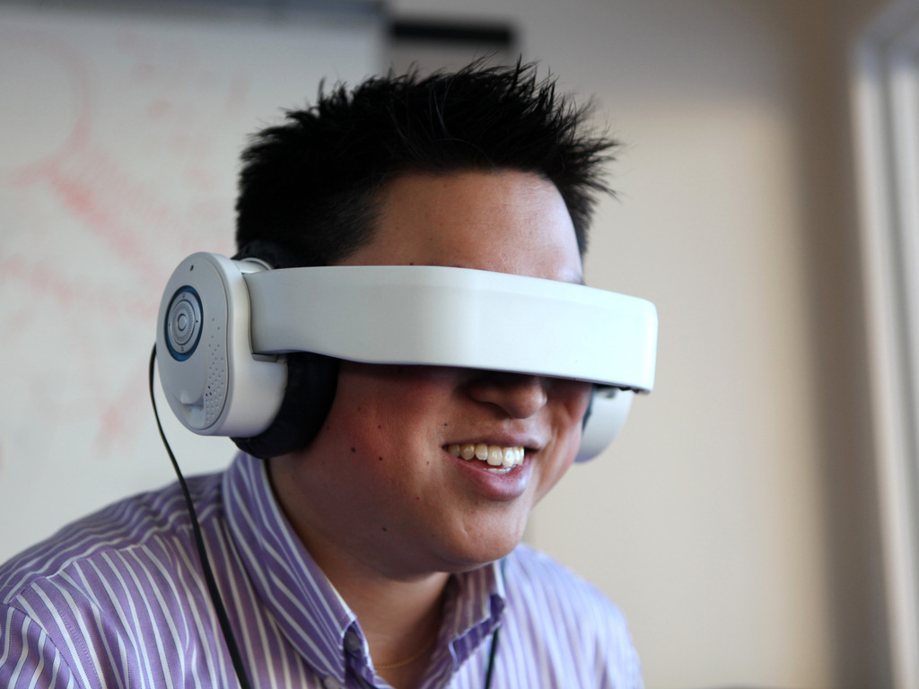 Glyph: A Mobile Personal Theater With Built In Premium Audio's video poster