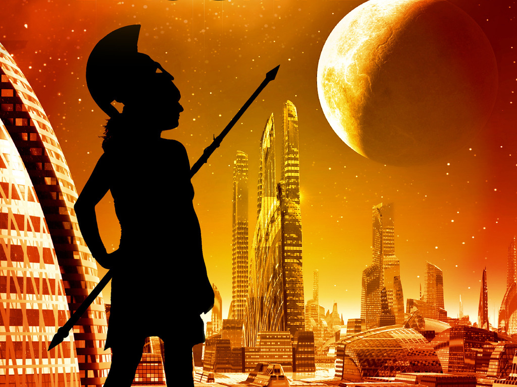 Athena's Daughters: Women in Science Fiction and Fantasy's video poster