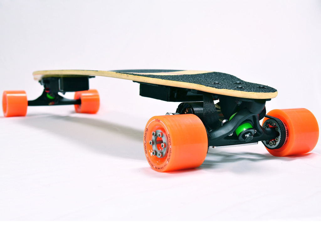Boosted Boards - The World's Lightest Electric Vehicle's video poster