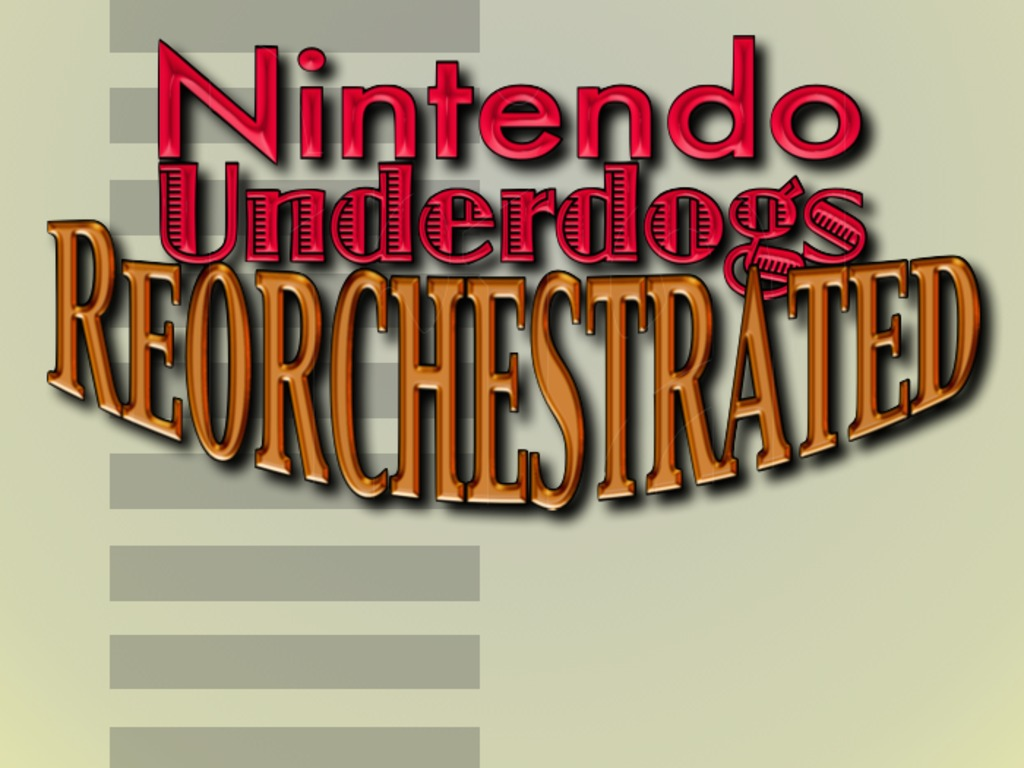 Nintendo Underdogs Reorchestrated's video poster