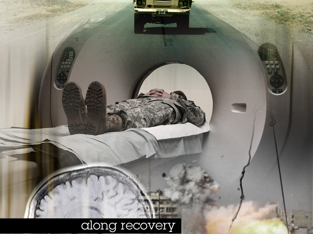 Along Recovery--A Documentary Film About Soldiers Recovering from TBI and PTSD's video poster