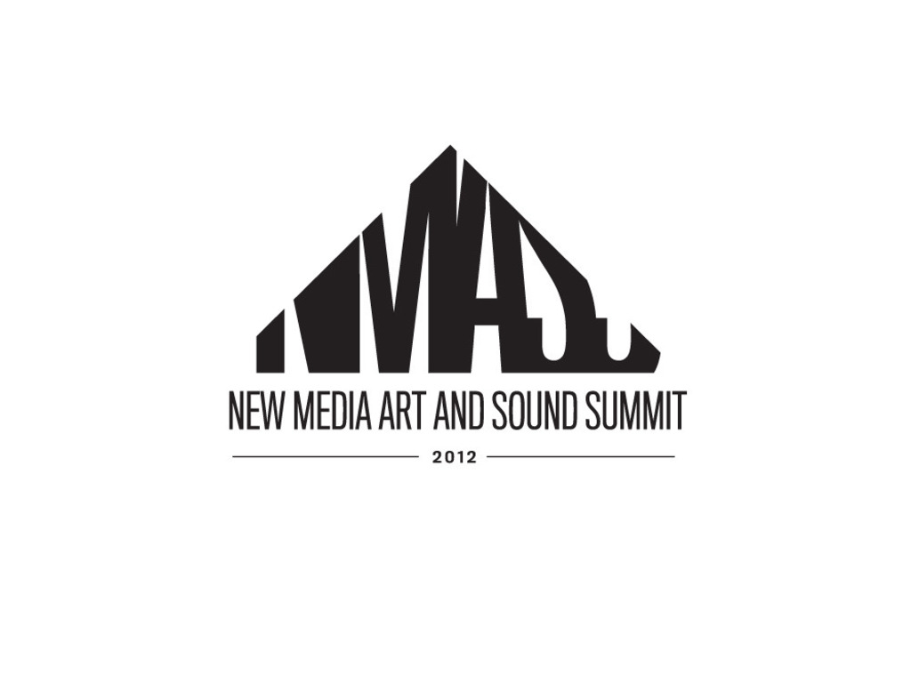 CotFG: New Media Art and Sound Summit 2012's video poster