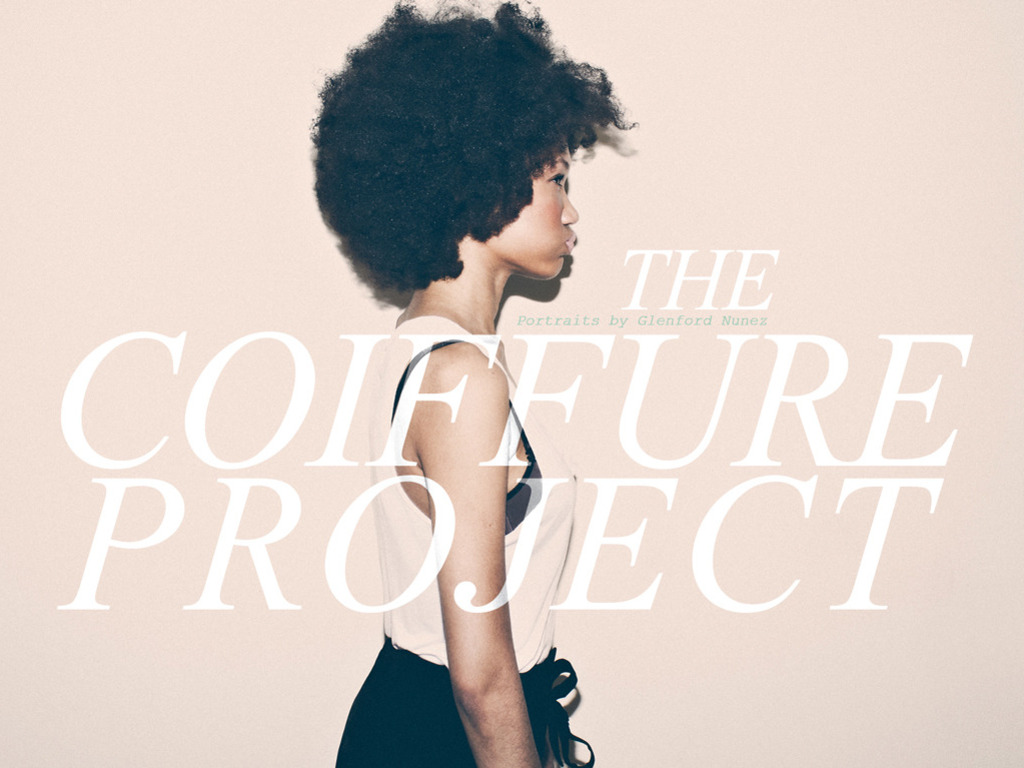 The Coiffure Project's video poster