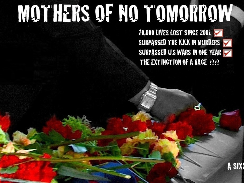 Mothers Of No Tomorrow's video poster