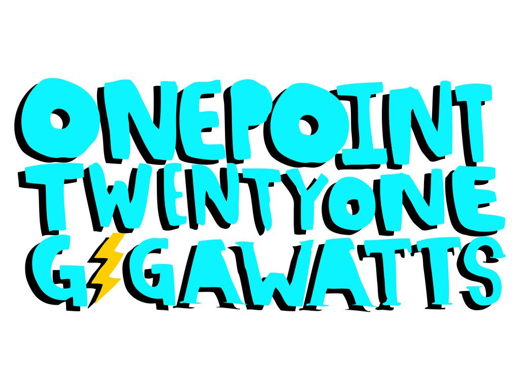 1.21 Gigawatts Magazine's video poster