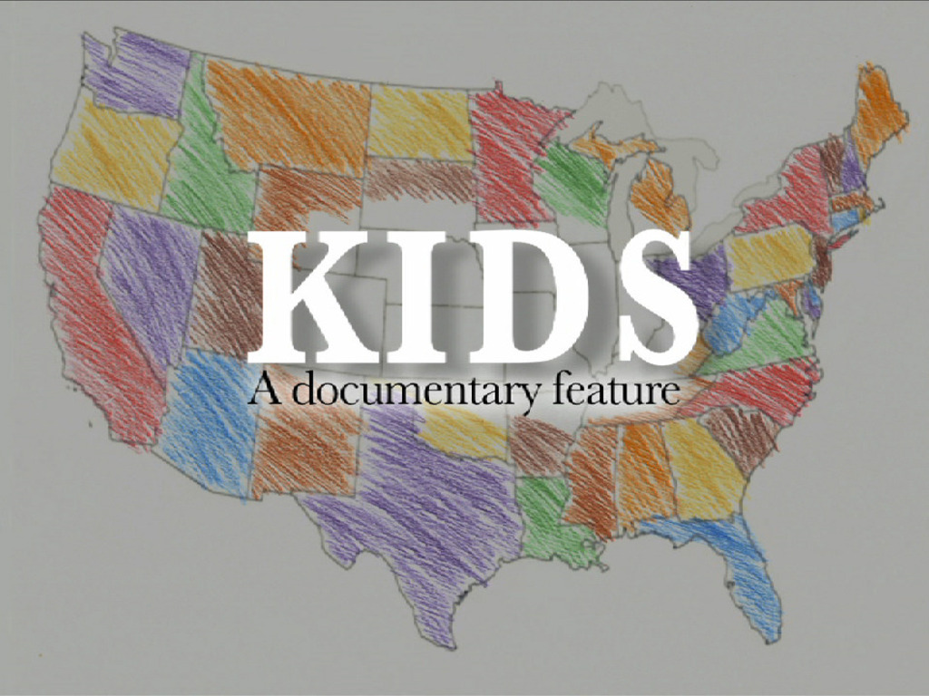 KIDS - A documentary feature's video poster