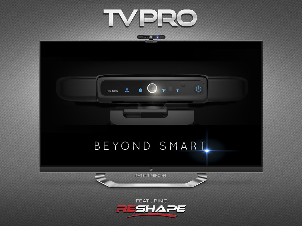 TVPRO First Interactive Media Player w/ Full 1080p HD Webcam's video poster