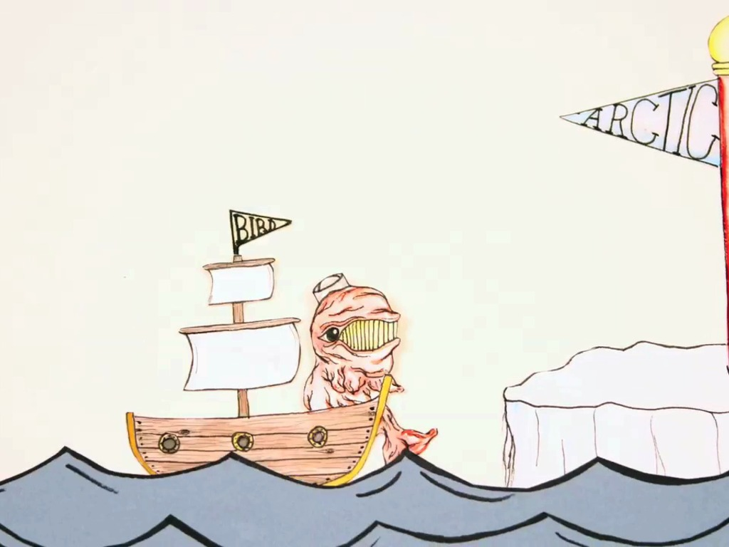 Yankee Adventurer Goes to The Arctic Circle Residency's video poster