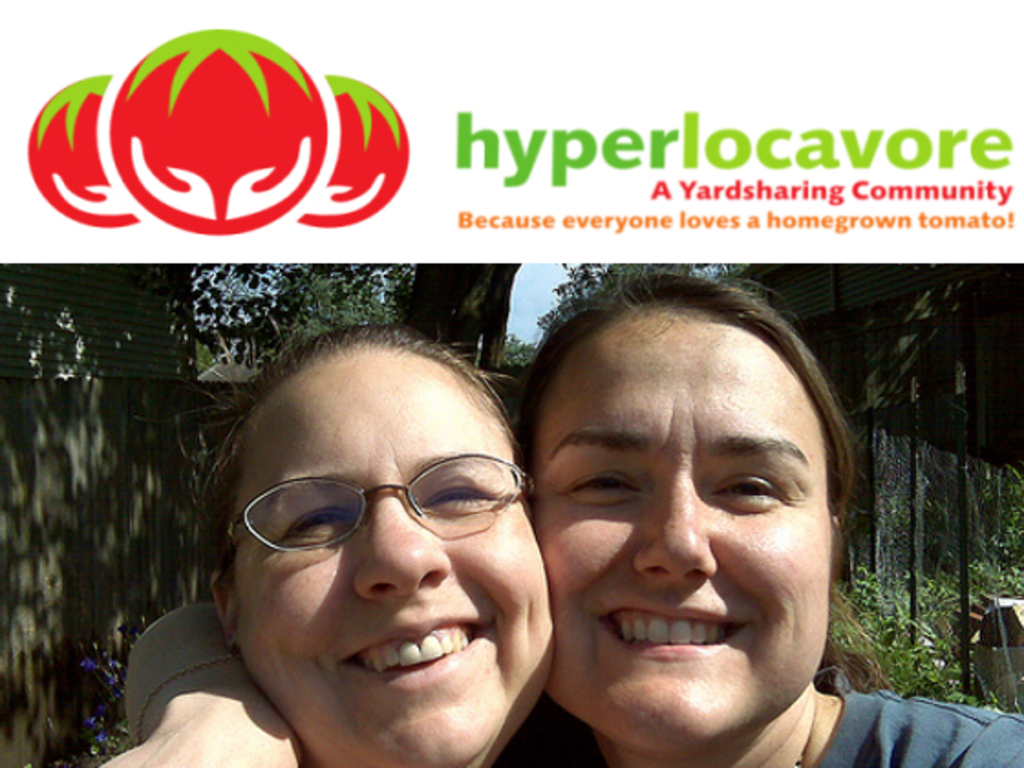 we need you! help us fund a build out hyperlocavore.com a free yard sharing community's video poster