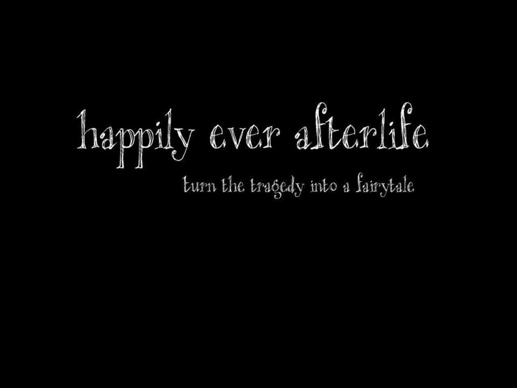 Happily Ever Afterlife's video poster
