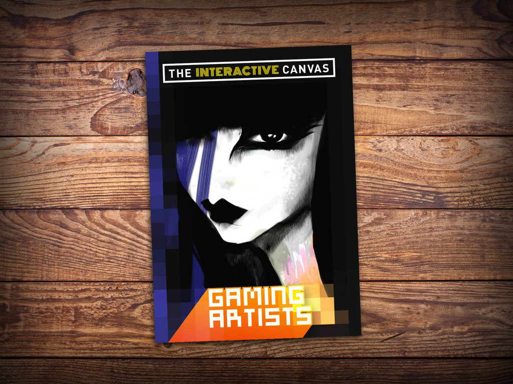 The Interactive Canvas; Gaming Artists (Canceled)'s video poster