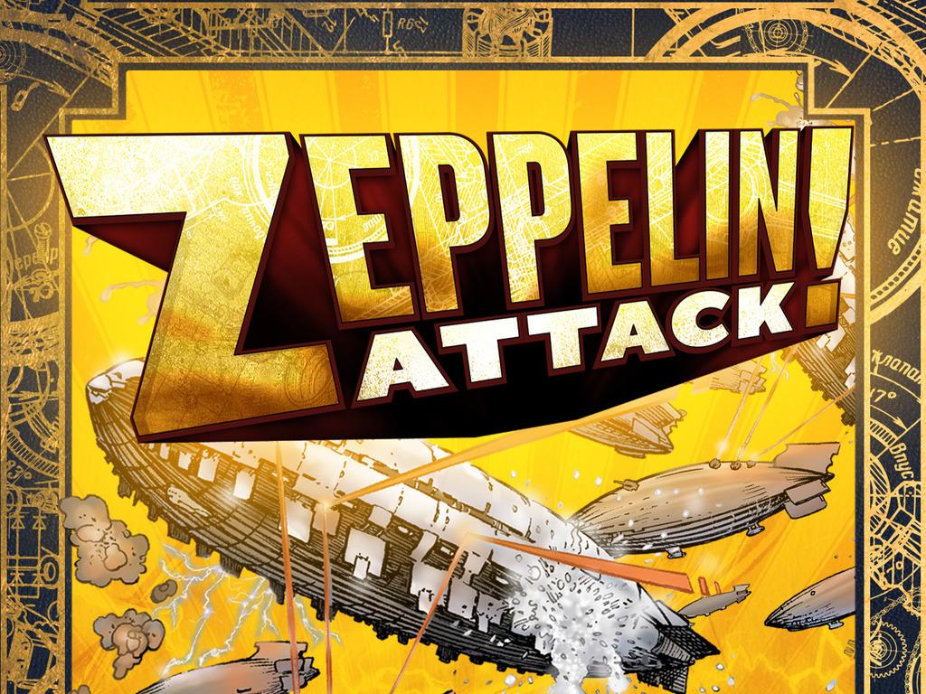 Zeppelin Attack!'s video poster
