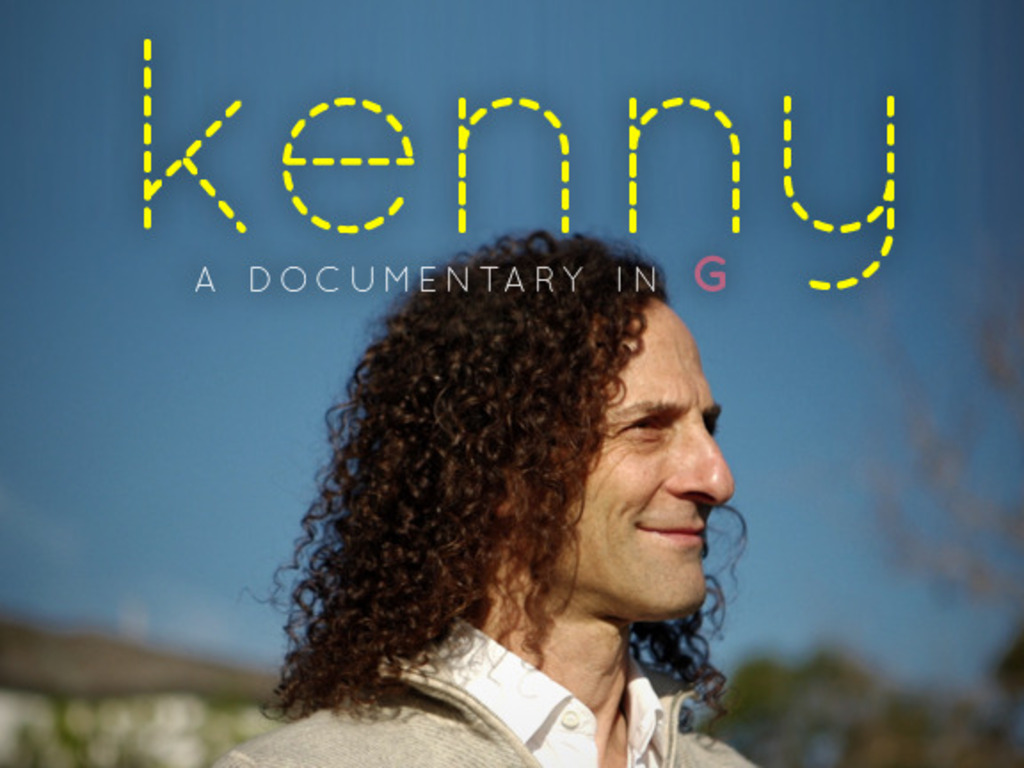 KENNY G: The Epic Movie Adventure's video poster