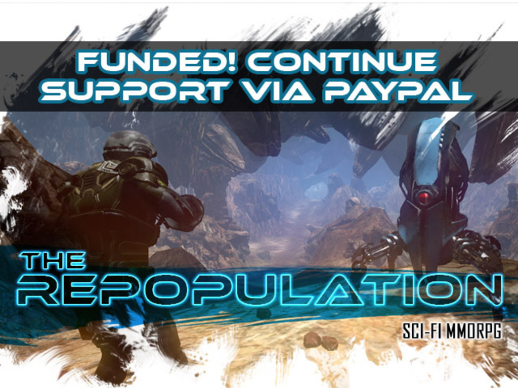 The Repopulation: A Sandbox MMORPG's video poster