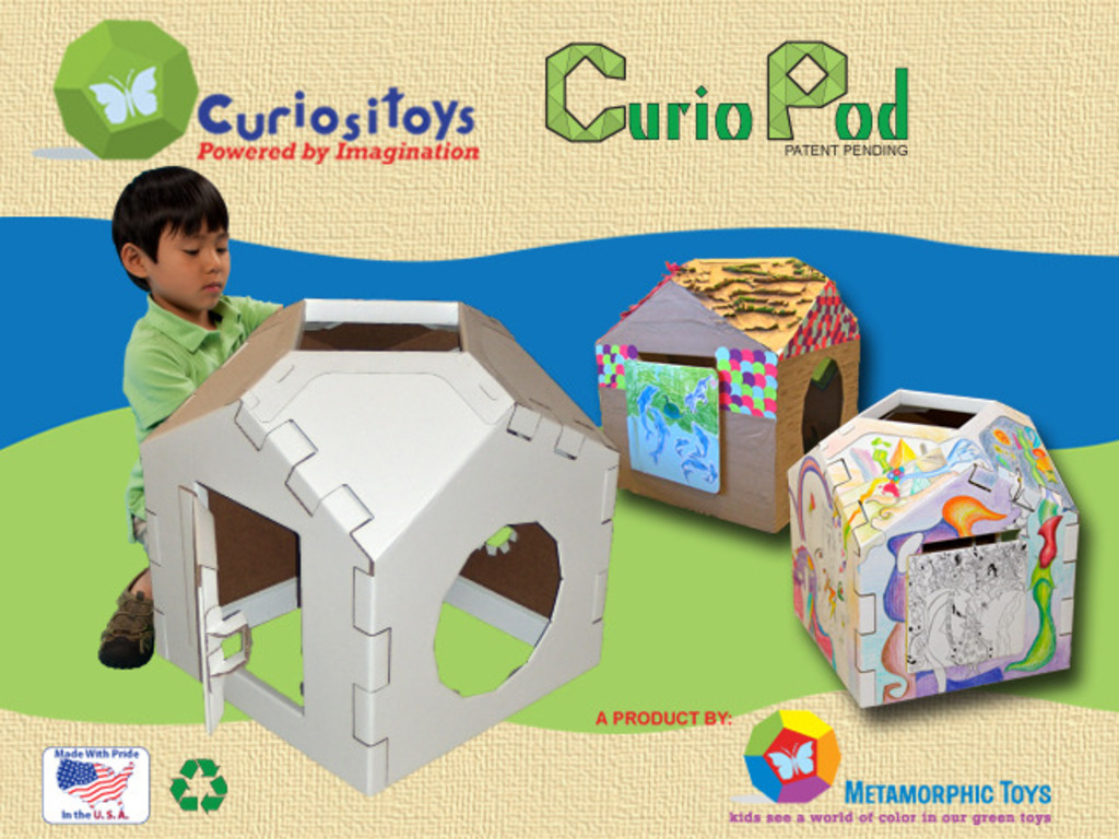Curiositoys Curio Pod: Powered by Imagination's video poster