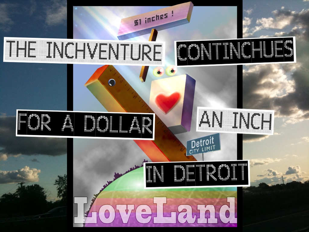 LOVELAND Round 2: You've Got Inches In Detroit!'s video poster