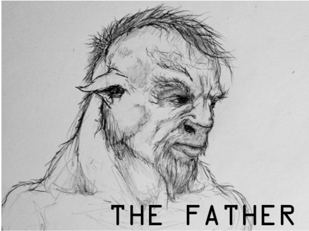 """THE FATHER"" SFX MAKE UP TEST SHOOT's video poster"