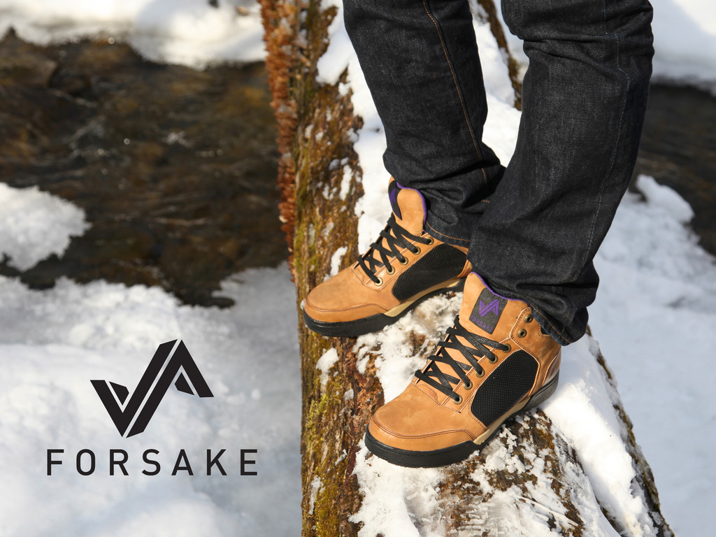 FORSAKE: Waterproof Outdoor Sneakers's video poster