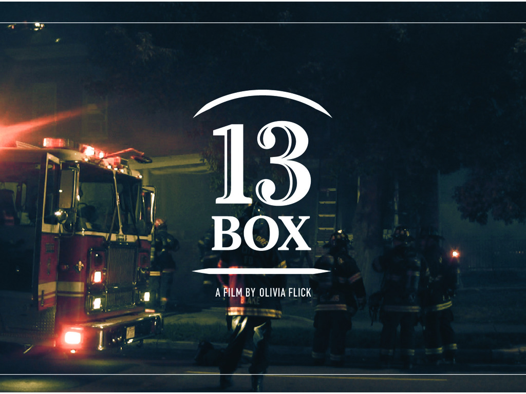 13 BOX's video poster