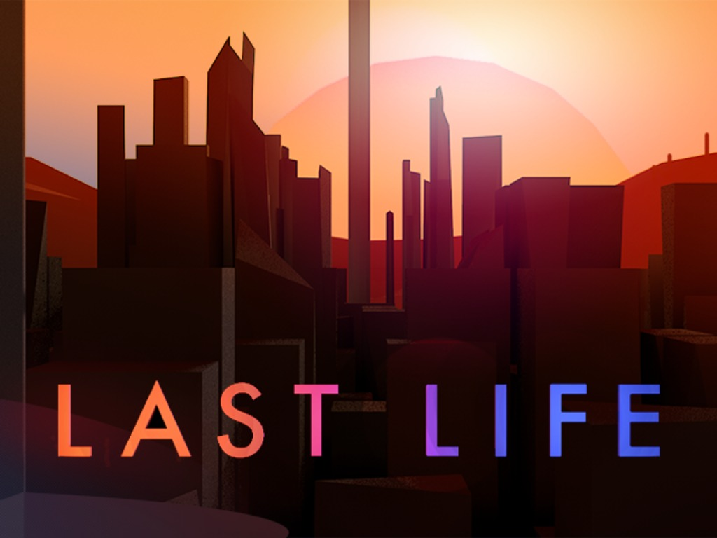 LAST LIFE's video poster