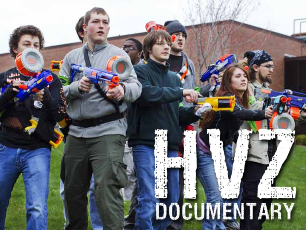 HVZ Documentary @ RIT: Spring 2012's video poster