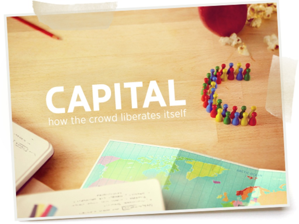 CAPITAL C - how the crowd liberates itself's video poster