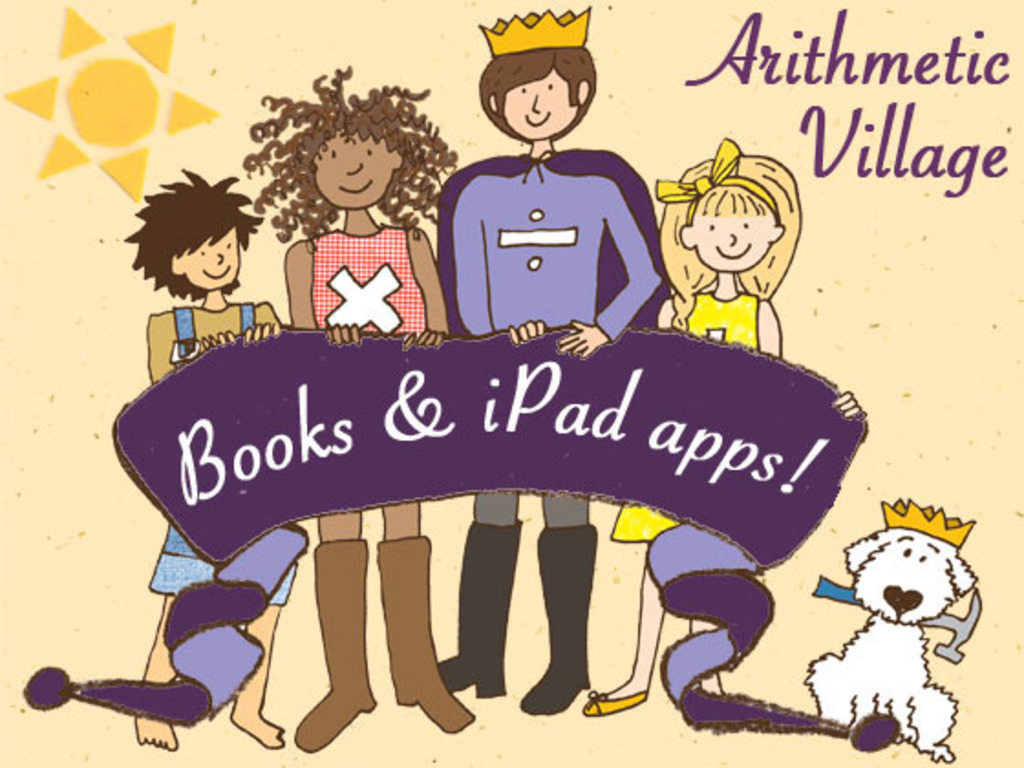 Arithmetic Village - Educational Books and iPad Apps's video poster