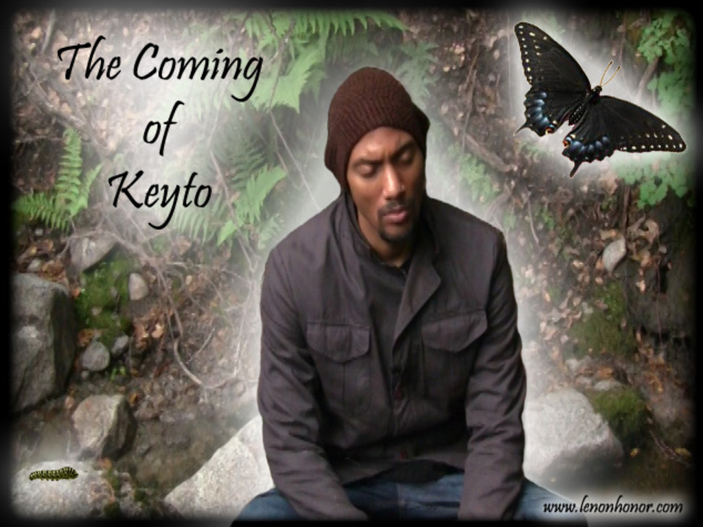 The Coming of Keyto Fundraiser's video poster