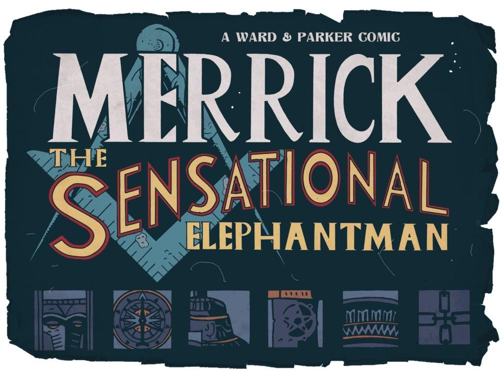Merrick: The Sensational Elephantman's video poster