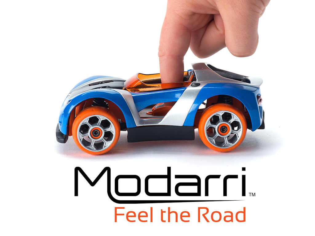 MODARRI CARS: Feel the Road's video poster