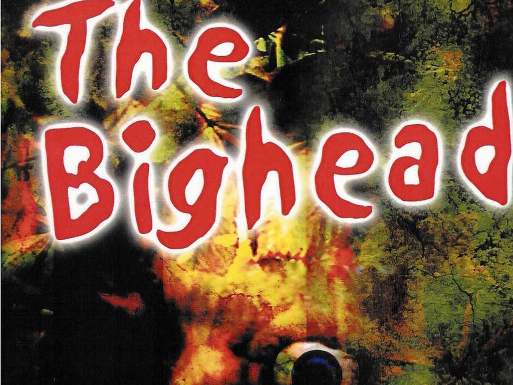 Edward Lee's THE BIGHEAD - The Movie's video poster