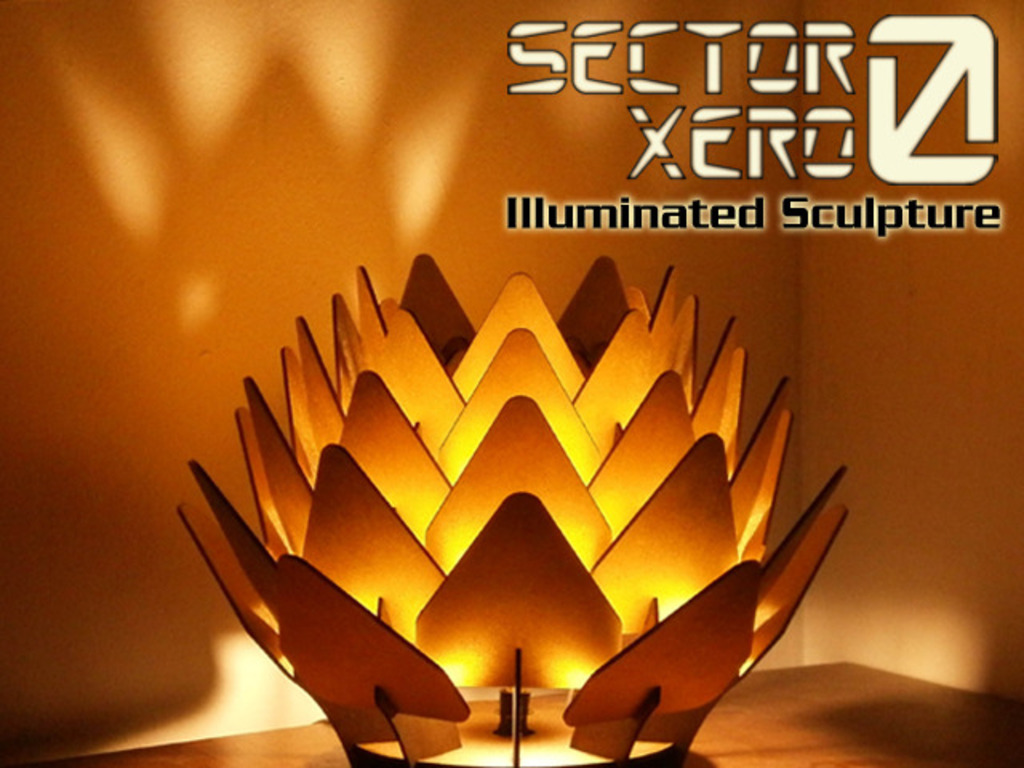 Sector Xero Illuminated Sculpture's video poster
