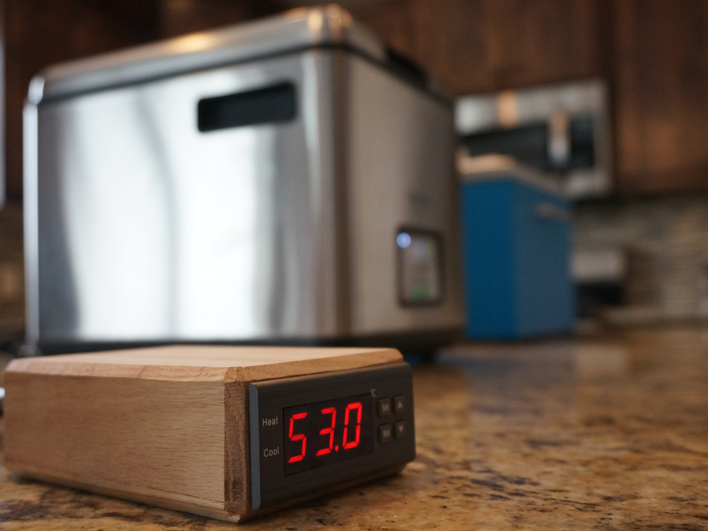 SOUSIMPLE: Affordable Sous Vide Cooking at Home (Suspended)'s video poster