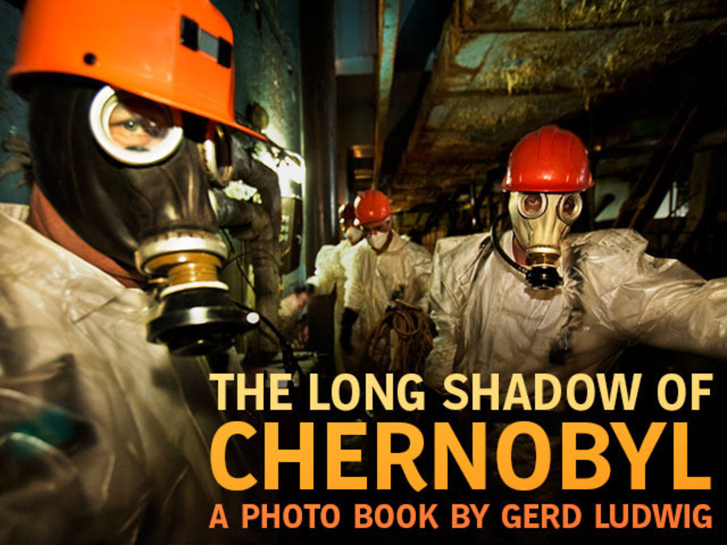 The Long Shadow of Chernobyl - A Photo Book's video poster