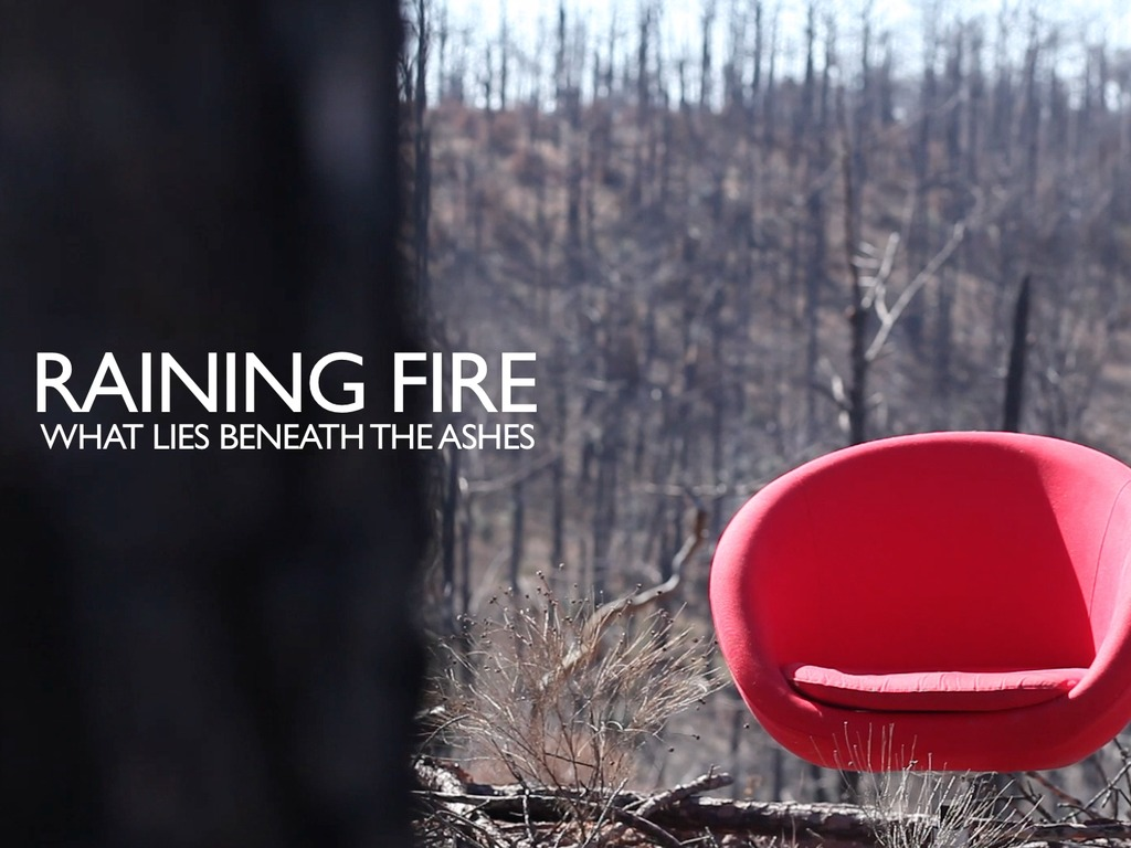 RAINING FIRE: What Lies Beneath the Ashes (Canceled)'s video poster