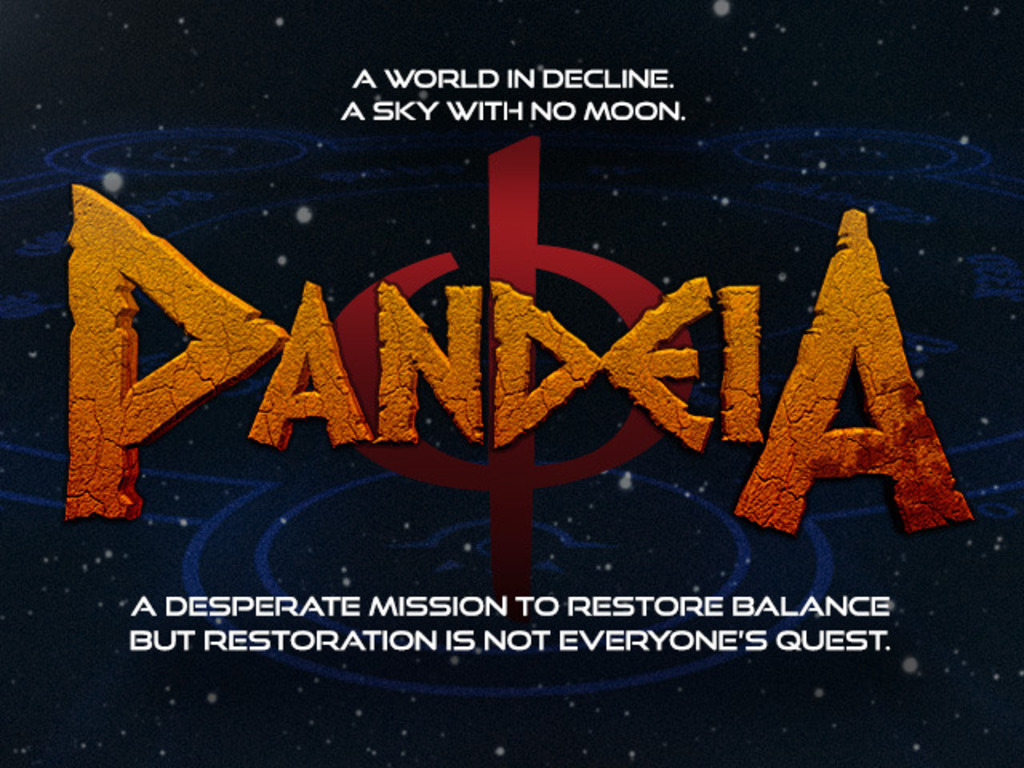Pandeia - Book I's video poster
