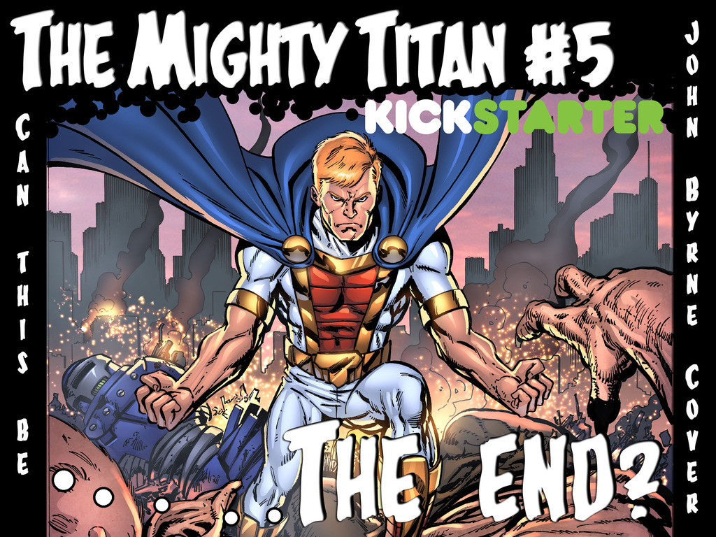 The Mighty Titan #5 - The End?'s video poster