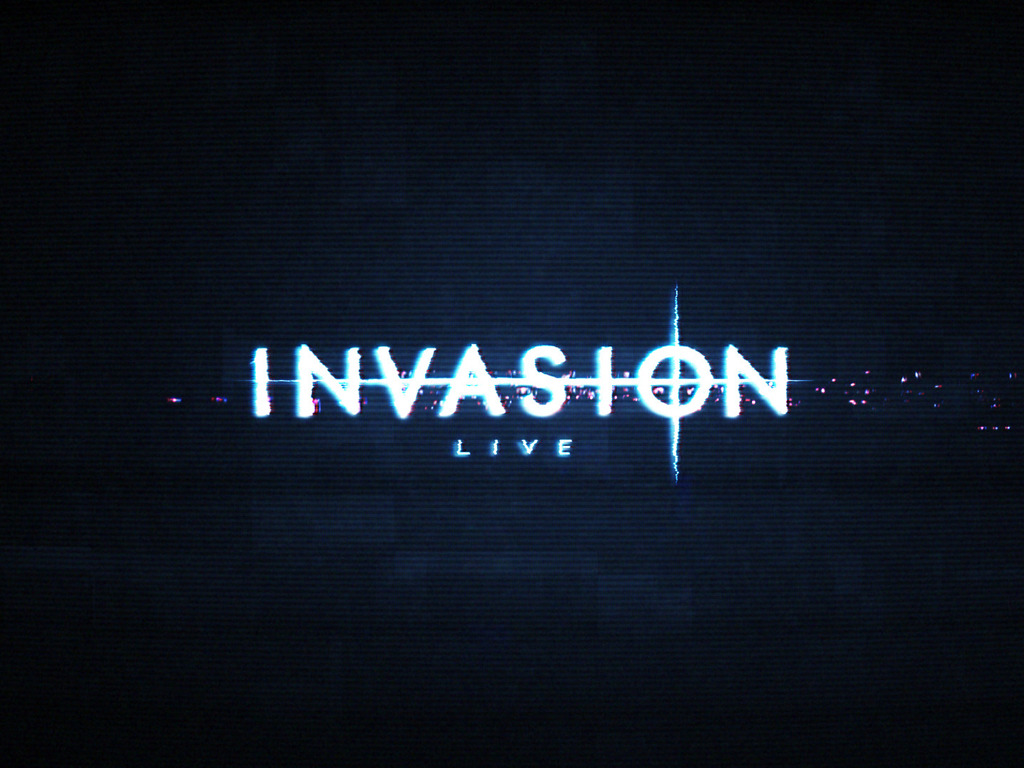 INVASION:LIVE's video poster