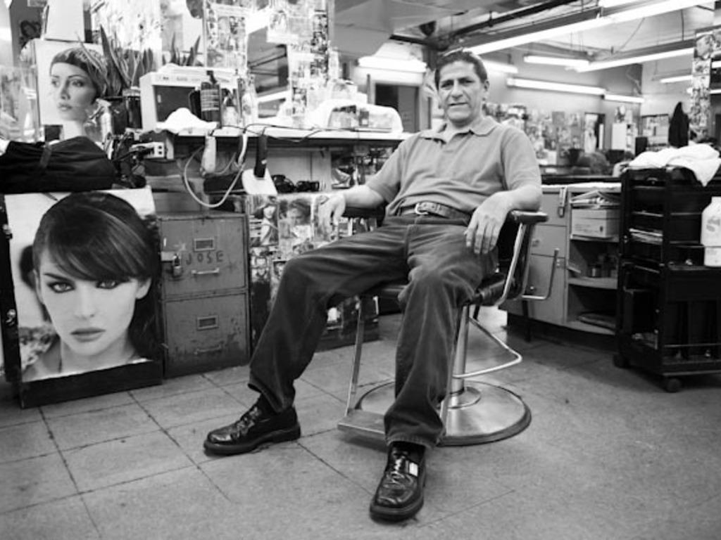 Astor Barber Documentary's video poster